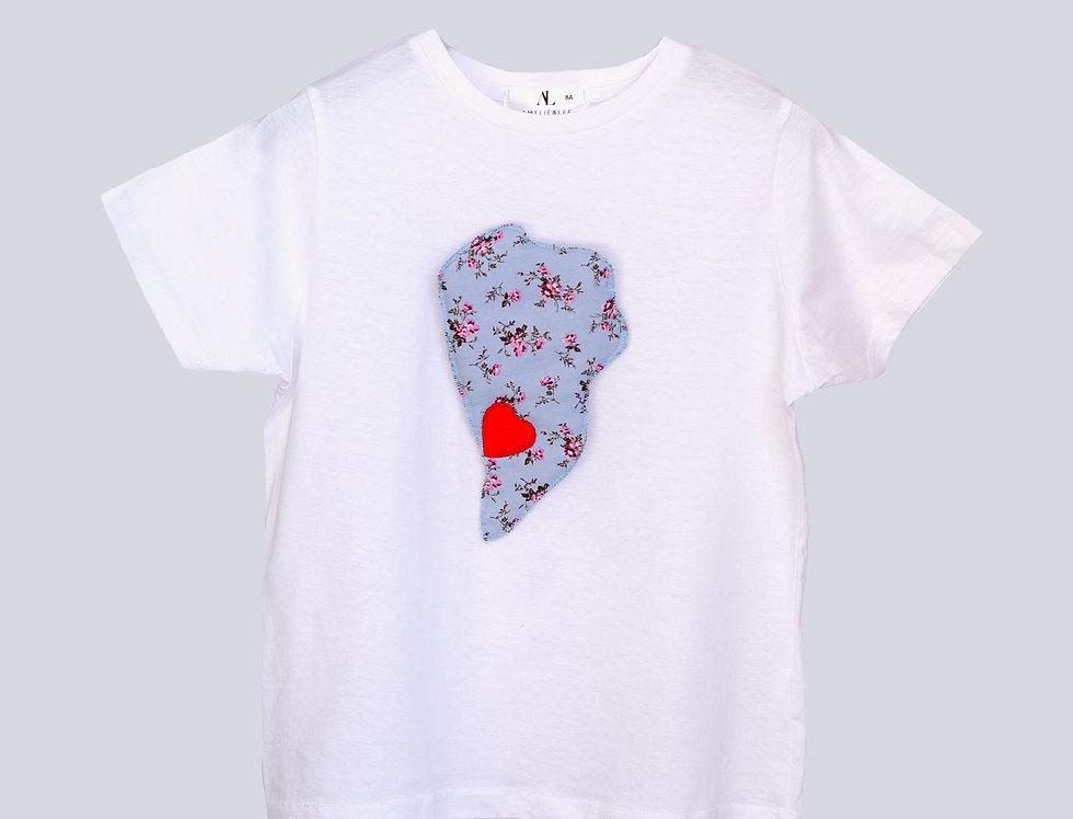Camiseta Solidaria Paraíso