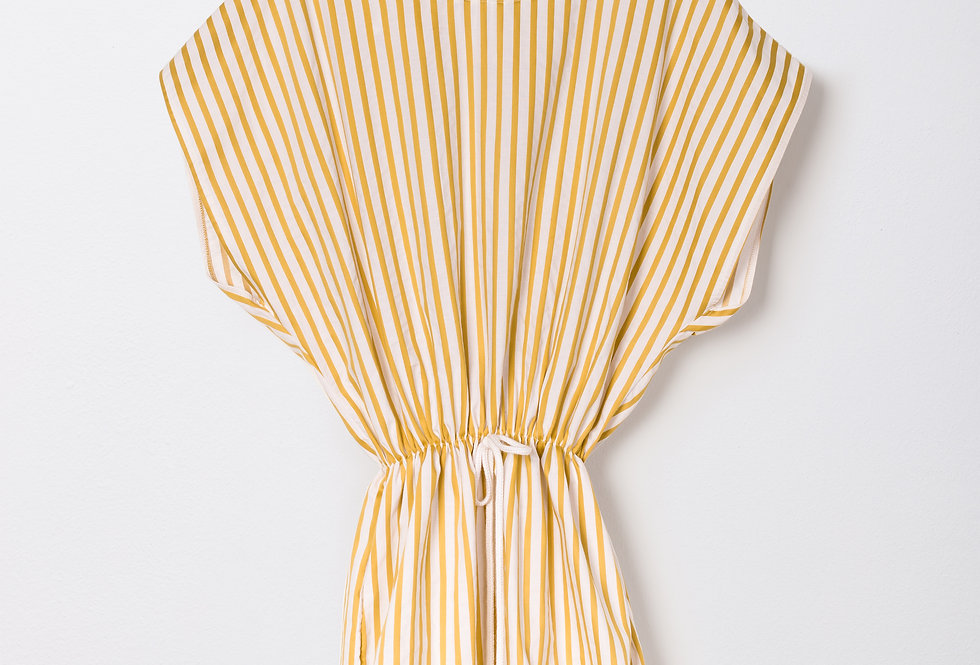"Caftán mini ""Stripes"""