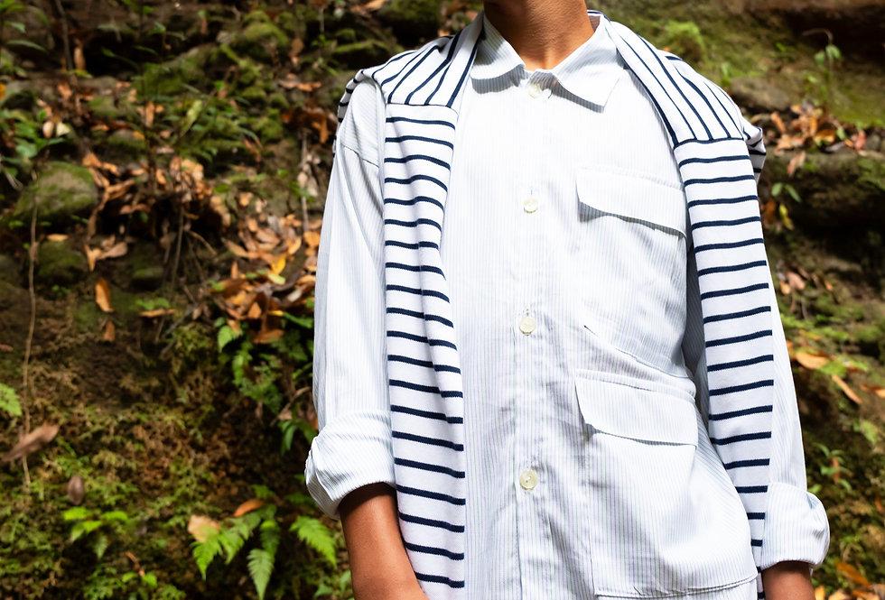 Camisa viyella rayas TEA