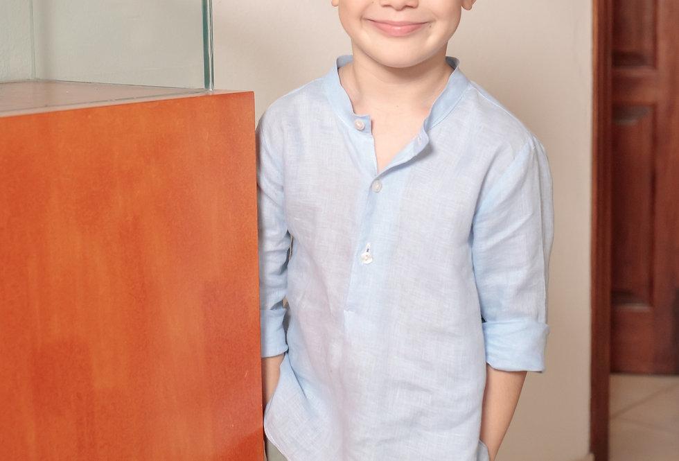 Camisa lino Florida