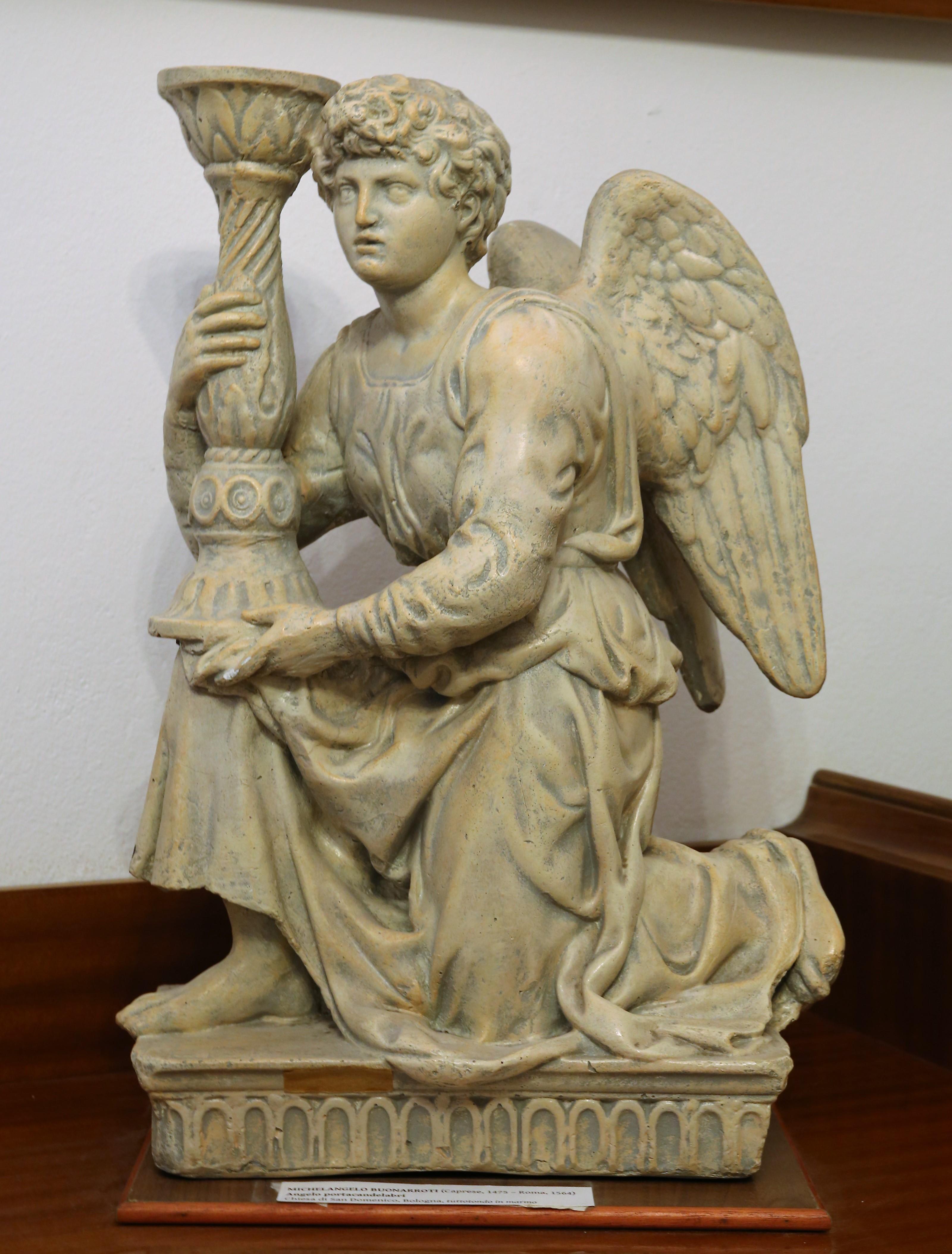 ANGELO PORTACANDELABRI