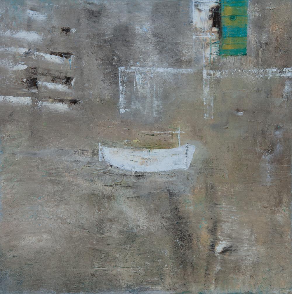 Traineras, óleo sobre lienzo 50x50cm.jpg