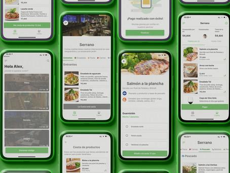 Pide y paga desde el móvil dentro de los restaurantes ¡sin esperas!