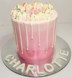 Pink Dream Smash Cake