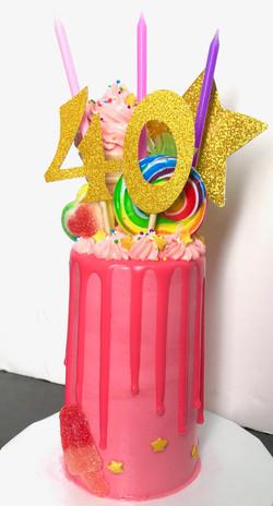 Pink Caramel 40