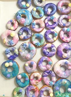 Mermaid Donuts