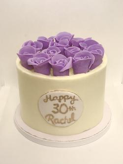 Fleur Du Mal Cake