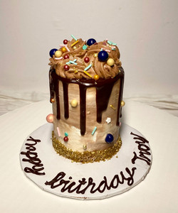 Mini Troy Cake