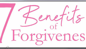 Benefits of Forgiveness