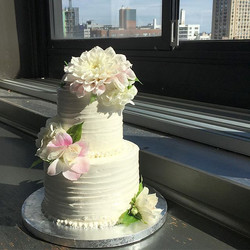 Gramercy Park Wedding Cake