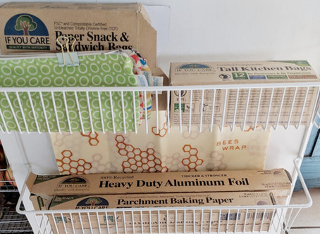 Hoarding Kitchen Consumables? None of Your Bees Wrap!