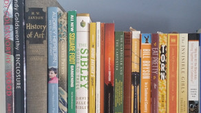 Curating Your Book Collection (A Blog Post for the Books)