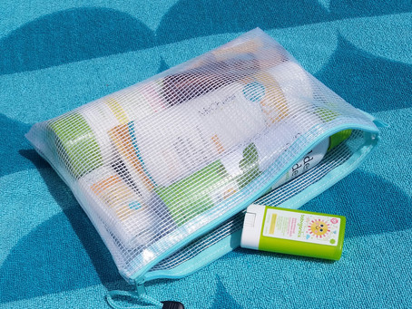 The Sunscreen in Our Pool Bag 2018