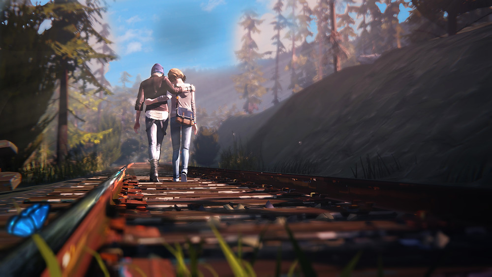 Life is Strange one of the best wallpaper