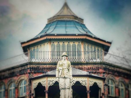 The Boer War Statue