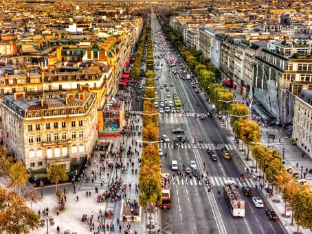 Cityscapes - Paris