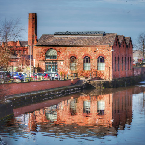 CANAL WAREHOUSES