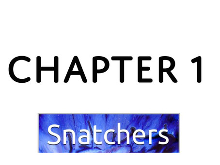 Chapter 1 - Strange and Complicated