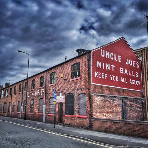 UNCLE JOES FACTORY