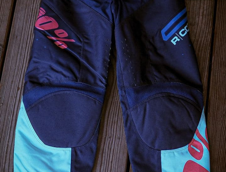 100% R-Core Downhill Youth Pants, navy