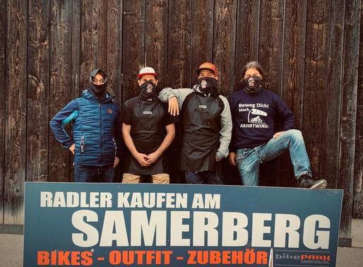 Bikepark Samerberg Buff
