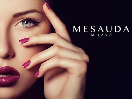 A marca de cosmética Mesauda