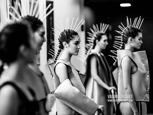 Making Of Desfile do Chocolate