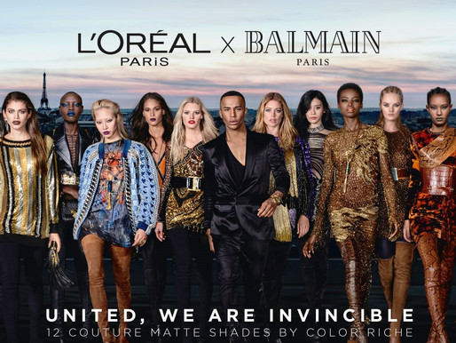 Color Riche L'Oréal Paris x Balmain Paris