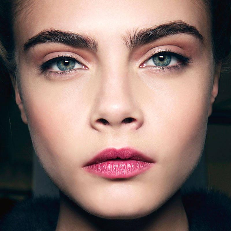 pink, makeup, trend