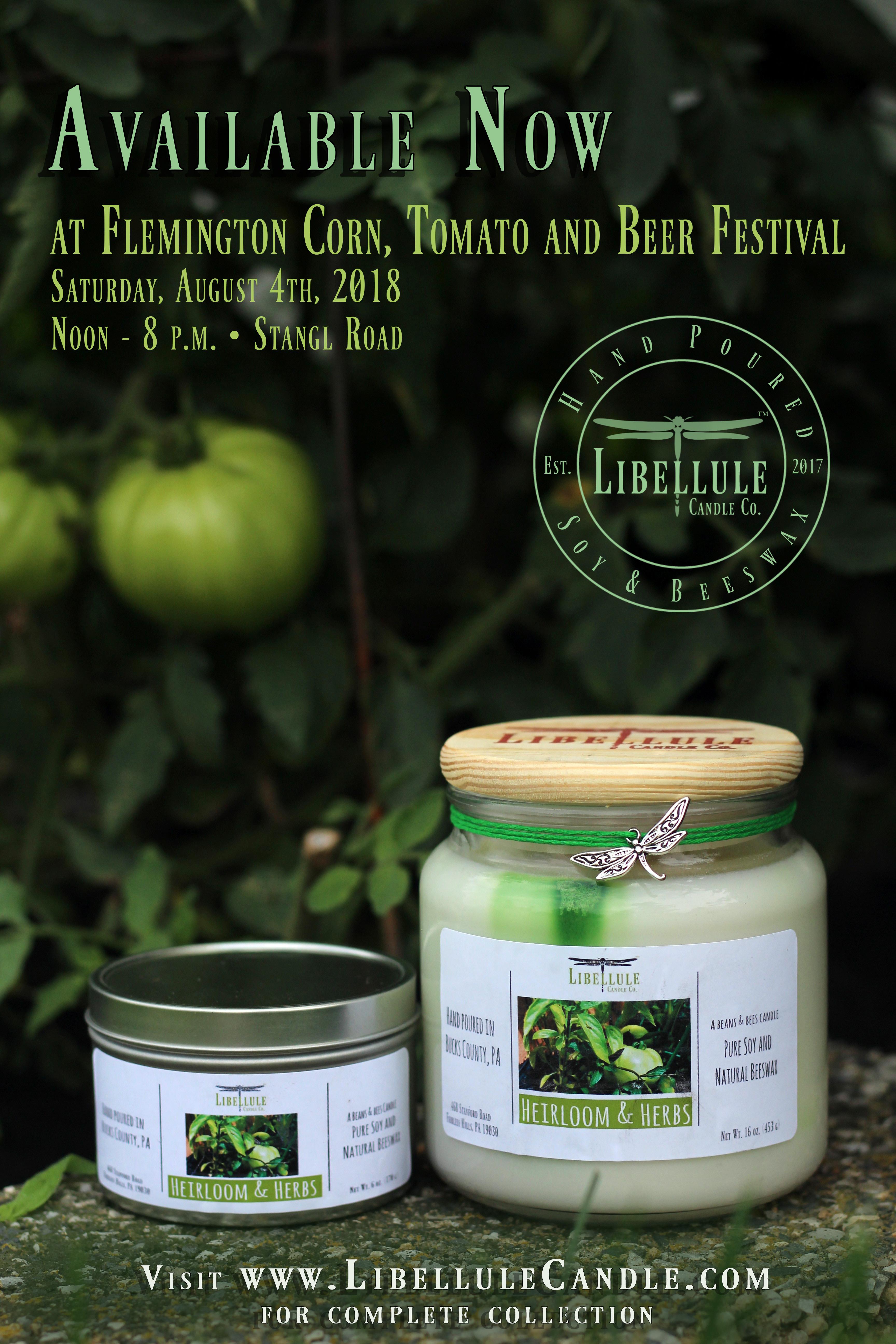 Corn, Tomato & Beer Festival Promo - August, 2018