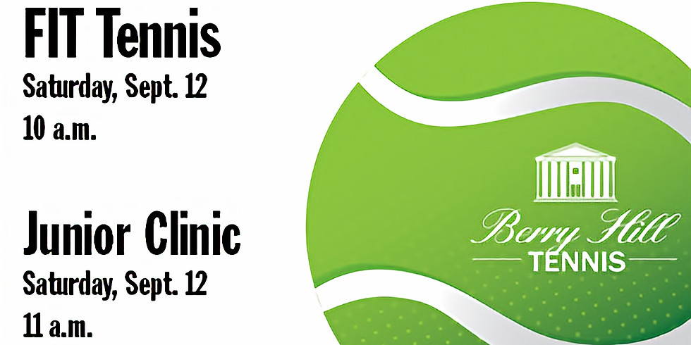 Fit Tennis / Junior Clinic