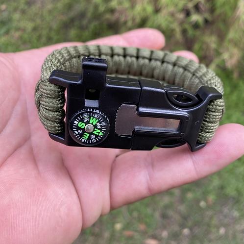 Captain's Survival Bracelet (shipping included)