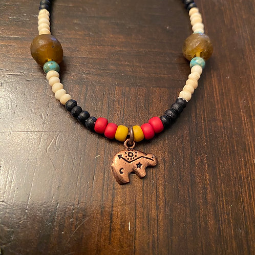 Mamma Bear Necklace