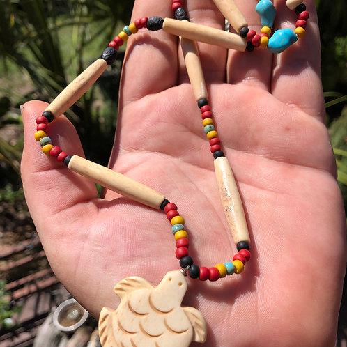 Thunder Turtle Necklace (FREE SHIPPING)