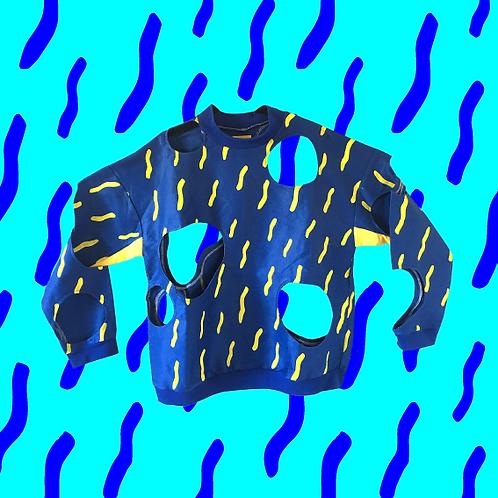 Holey Jacket