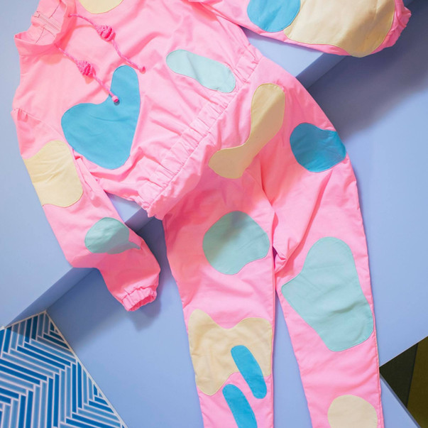 Pastel Jumpsuit