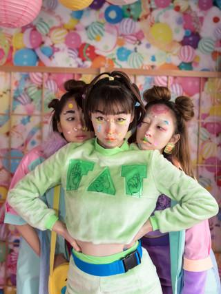 Tokyo 2.0  Photographer: Von Vonchi  Models: @kyanmaaa @haru_u  @kim-myonghyang