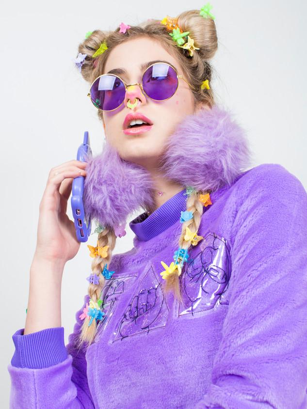 Festie bestie starter pack  Photographer: Josie Mackerras  Model: Vessela Karadjova  Stylist: Belinda Hook