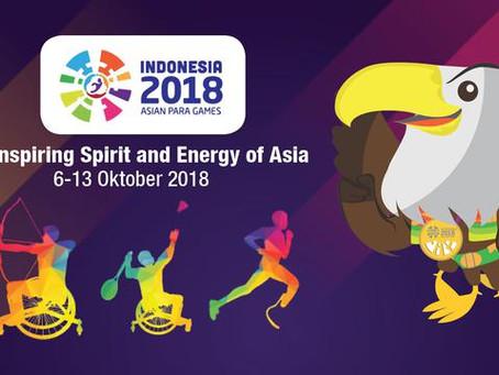 Asian Para Games 2018