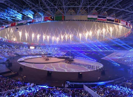 History has been made! Celebrating the Asian Games 2018!