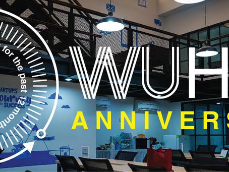 WU Hub 1st ANNIVERSARY!