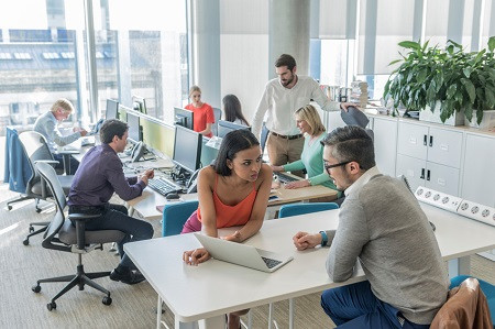 Positive Work Environment in Startup Industry