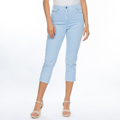 SLIM LEG CROPPED MIRACLE JEANS