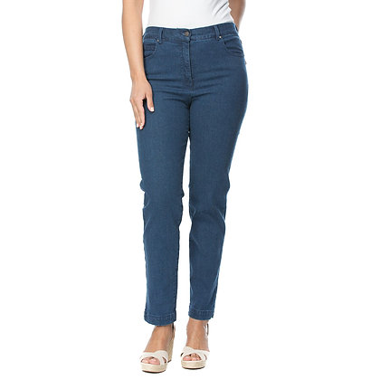 SLIM LEG MIRACLE DENIM JEANS