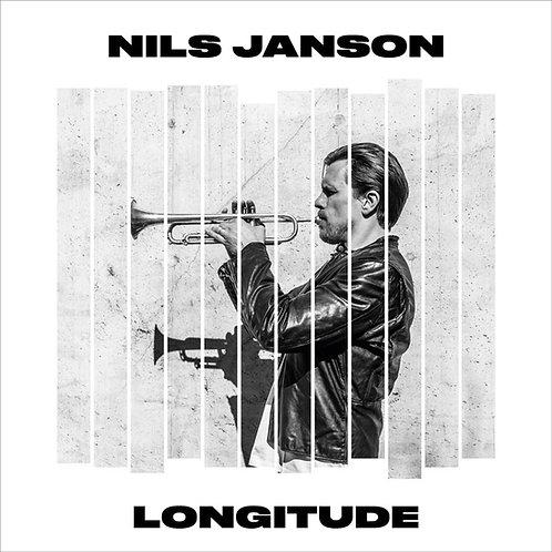 "Nils Janson ""Longitude"" LP"