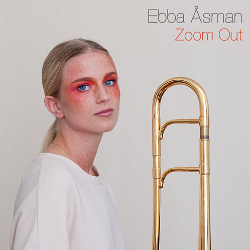 "Ebba Åsman ""Zoom Out"" CD"