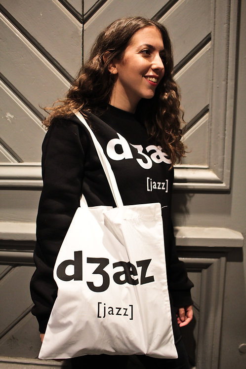 Jazz Cotton bag