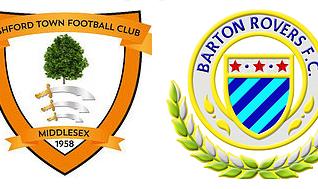 Ashford Town 6 Rovers 3
