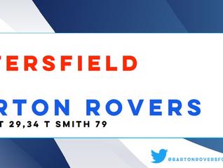 Petersfield 0 Rovers 3