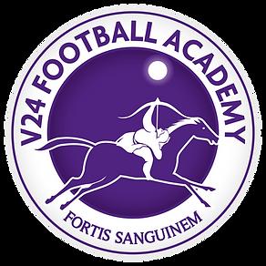 V24 Football Academy logo